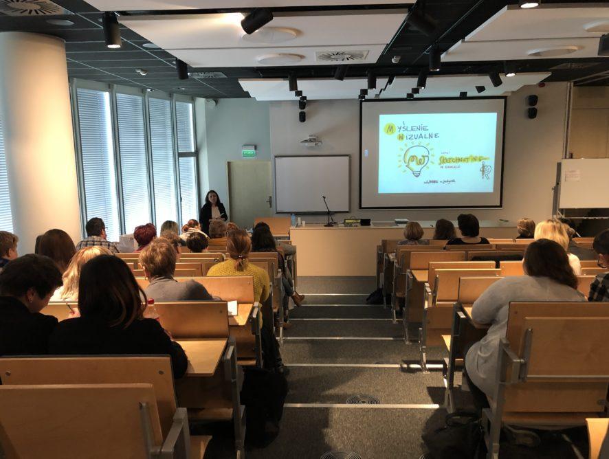 Inspiruję do nauki i rozwoju - konferencja dla nauczycieli szkół podstawowych w Lublinie UNIWERSYTET DZIECI