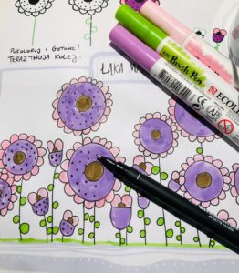 Makowe kwiaty