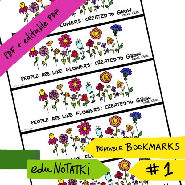 Bookmark to print