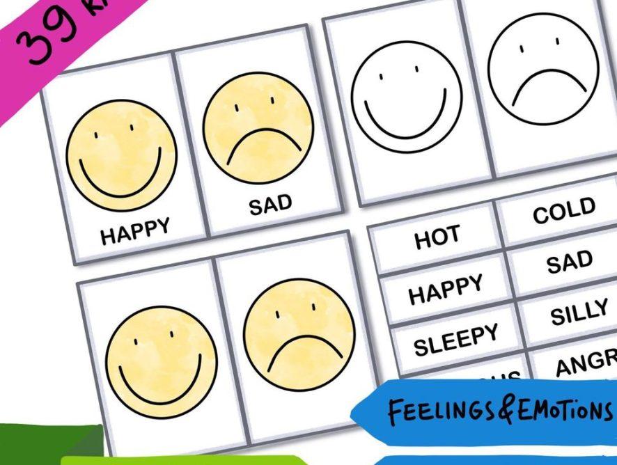 FLASHCARDS feelings&emotions