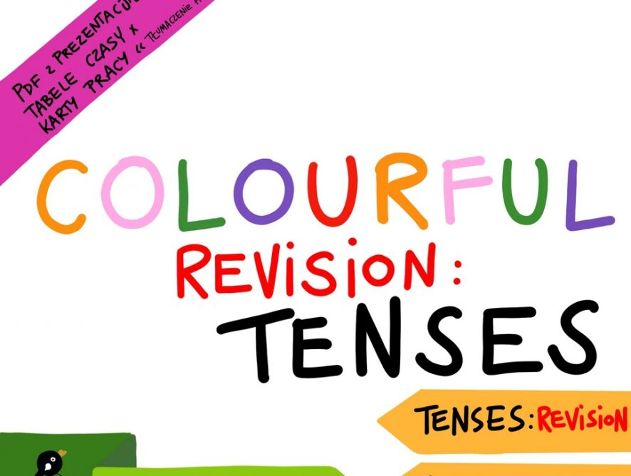 COLOURFUL REVISION: TENSES